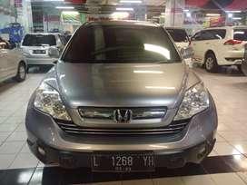Honda CRV / CR-V 2.4 Matic 2008 Silver DP dan Angsuran Rendah