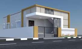 Thalluri township direct 6 lines express Highway facing@Rajapulova yjn