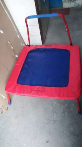3ft Trampoline with stand