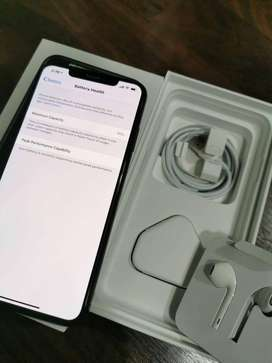 i phone XS max all accessories available 256 GB here