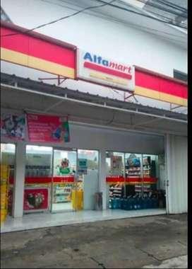 Rumah/ Toko Alfamart