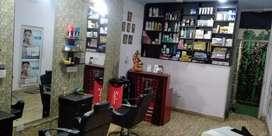 Unisex Salon in Khanpur