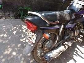 Good engine 125cc insurance to january 2021