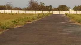Residential plots are available at GANESHAPURAM.