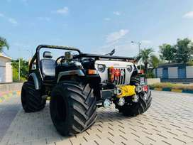 All Jeep modified