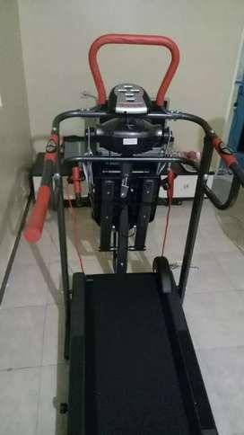 Treadmill manual 7f gratis antar