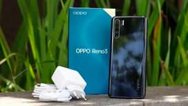 Oppo Reno 3 New Bisa Kredit Bunga 0%