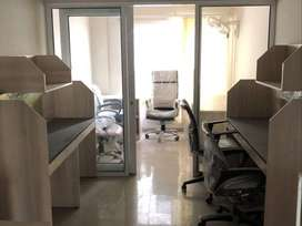 fully furnished office space for rent in vaishali