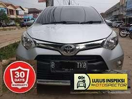 Toyota Calya 1.2 G 2016 matic at [Lulus Inspeksi]