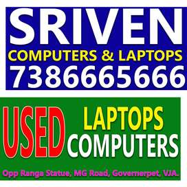 Core i3 i5 i7 - Dell-Lenov-HP CPU's-High Performance Sriven Chanti VJA