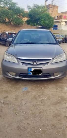 Honda Civic 2005 for sale or exchange