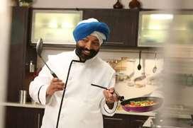 Want a Punjabi cook