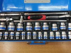 Socket Set - Taparia