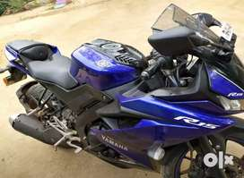 Top condition Yamaha r15 version 3