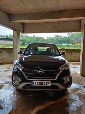 Hyundai Creta 2018 Petrol Well Maintained single hand use
