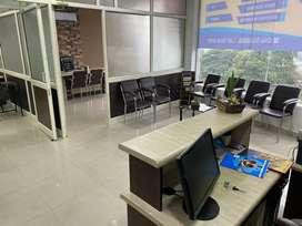 Office for rent mall road and ferozgandhi market