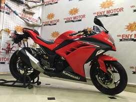 Syuper BOOM! Kawasaki Ninja 250 FI Th.2017 kredit dp minim gas