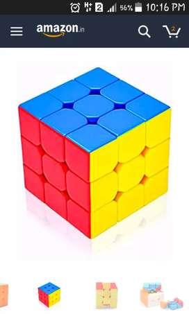 3×3 rubix cude (high speed cube)