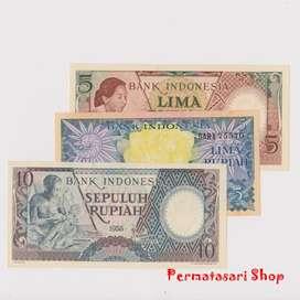 Uang kuno 20 rupiah tipe 10