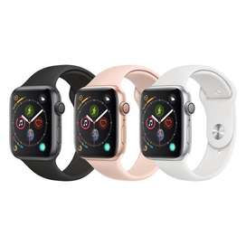 BUmper Attractive Offer on Apple watch series four With Bill Box & all