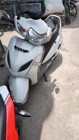 I want to sell my activa brand new