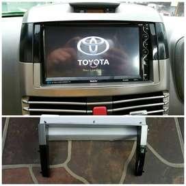 Double Din TV plus pembuat Toyota Rush atau Daihatsu Terios