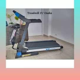 big treadmill elektrik osaka M electric TM-877