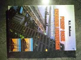 jual buku bekas prinsip dasar kesehatan lingkungan