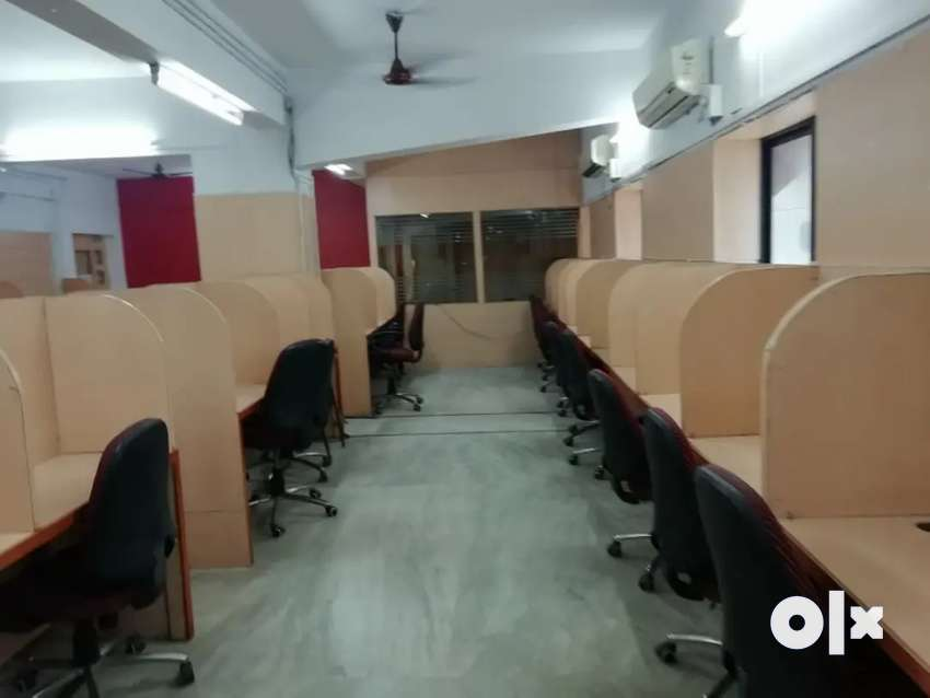 65 work stations office for rent in Ameerpet Greenlands