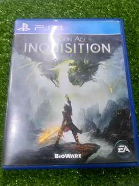 Kaset Game Ps4 Dragon Age Inquisition