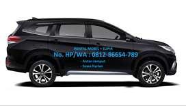 Rental Sewa Mobil Terios 2019 + Supir # SIAP ANTAR JEMPUT #