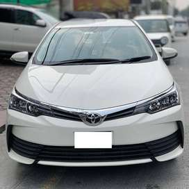 Toyota XLI 1.3 M/T Model 2019 on easy installment