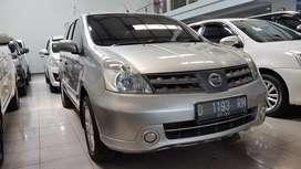 Nissan Grand Livina 1.5 XV at 2010 Tdp 25jt
