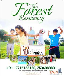 1 Bhk Flat at Mussoorie Road