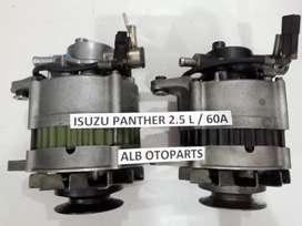 Dinamo Starter Isuzu Panther LV, LS & Touring 60 Amphere