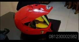 Helm Snail import Super Moto (ARAI)