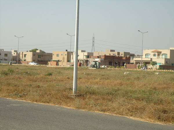 Beautiful Plot T 921 For Sale in DHA Phase 8 0