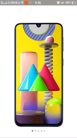 Samsung M31 6gb/128gb