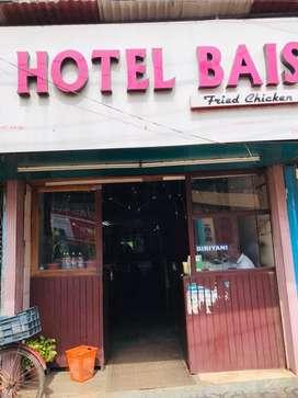 Hotel near chnnakadaa opposite to salim hotel