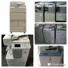 Mesin fotocopi digital canon