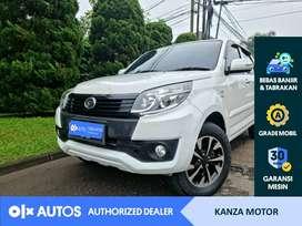[OLX Autos] Daihatsu Terios 1.5 R  Bensin MT 2017 Putih #Kanza Motor