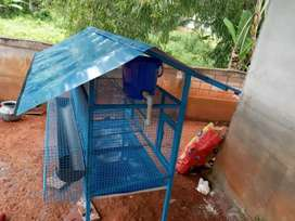 All type of hen cages