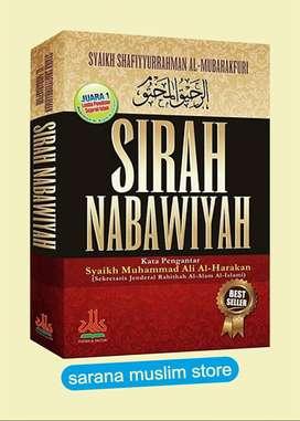 Buku Sirah Nabawiyah Ar-Rahiq Al-Makhtum Hard Cover Pustaka Al Kautsar