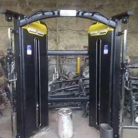 Gym setup heavy 12 gauge me
