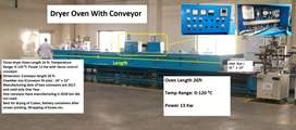 Dryer conveyor Oven very cheap