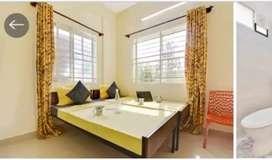 fully furnished one room set