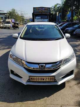 Honda City 1.5 V Manual, 2015, Petrol