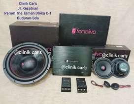 • Paket Audio 2way Fonalivo