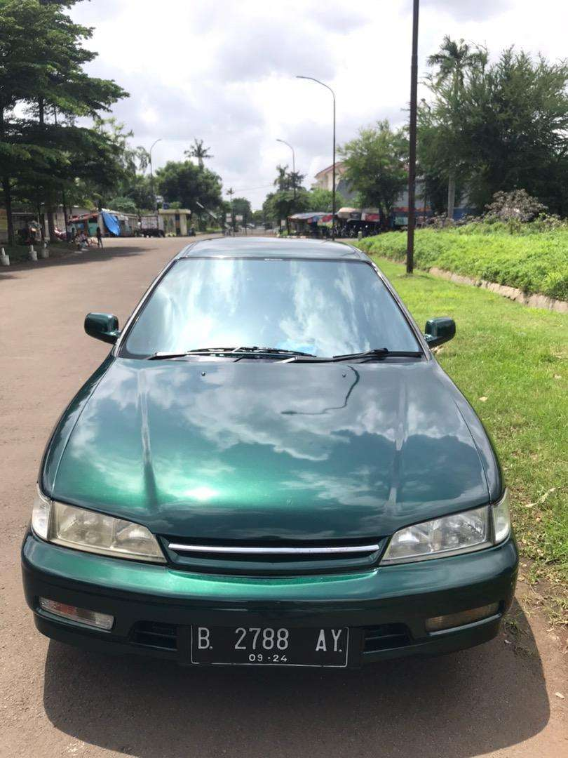 Accord Cielo 1995 hijau (harga nego) 0