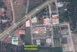 Road face Plot for sale, Puliampatti, Pollachi